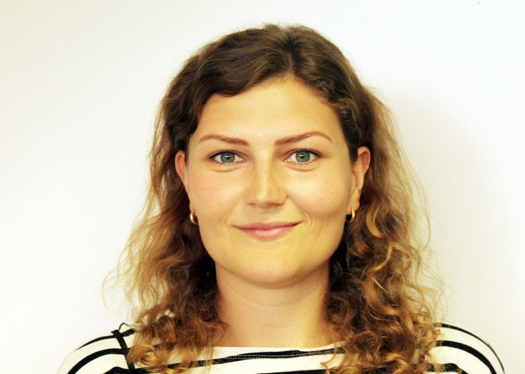 Headshot of Polly Hofmann, Commercial Officer at FareShare