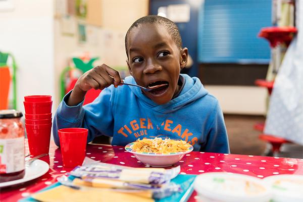 Give as You Earn, Jayden Deptford Park Primary 2016