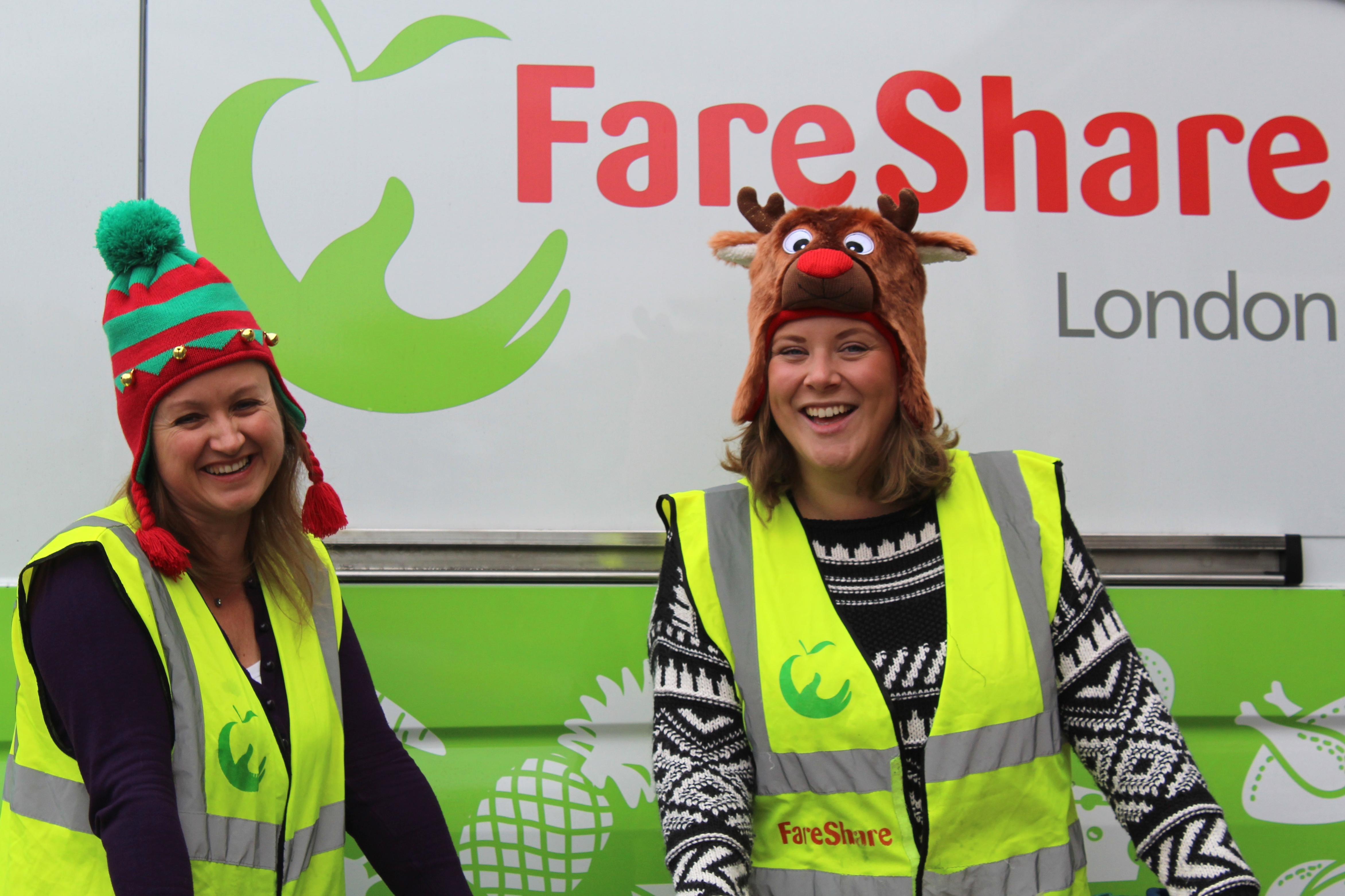 Tesco and Hat with a Heart