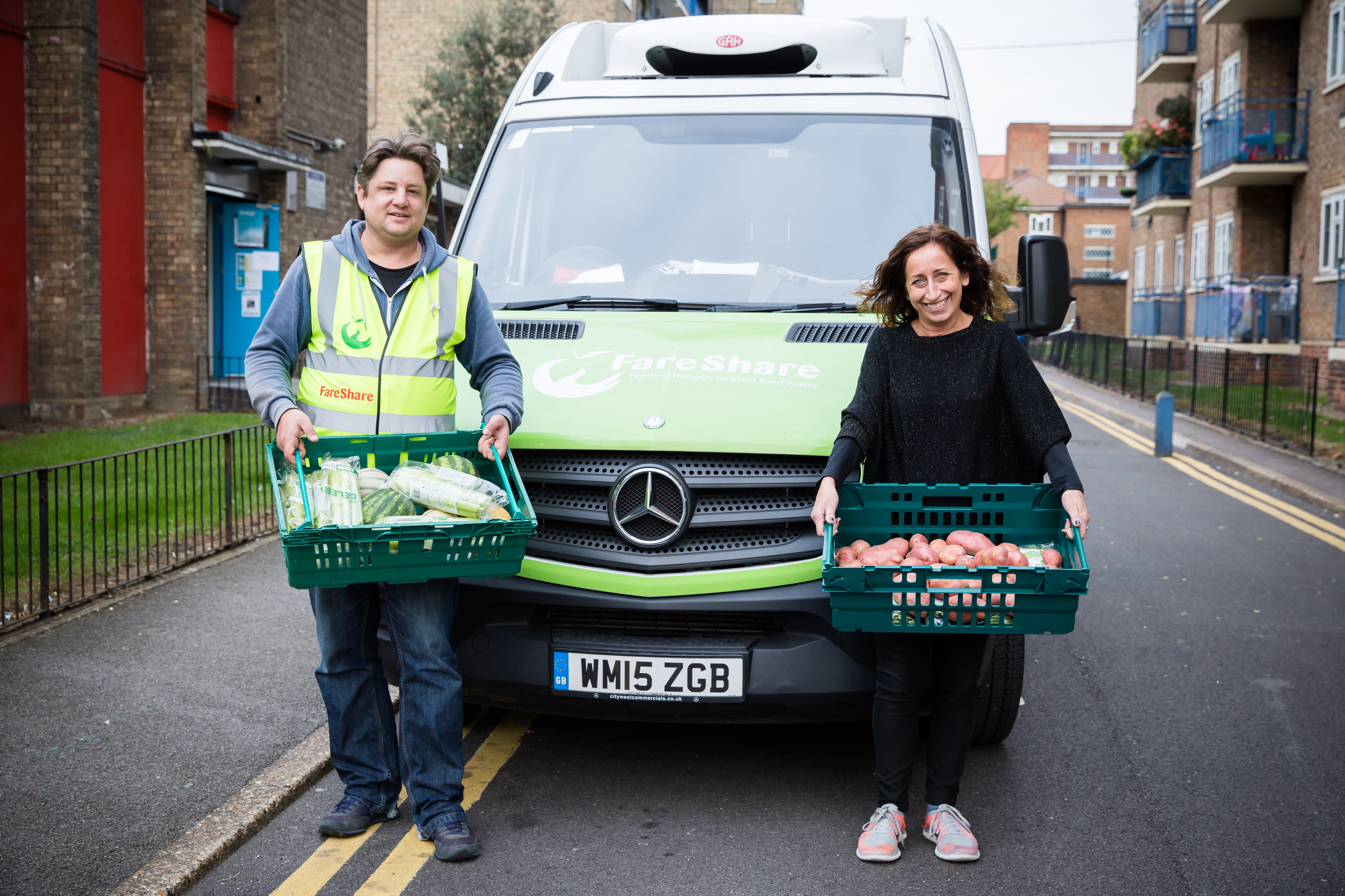 FareShare Food Hero Challenge