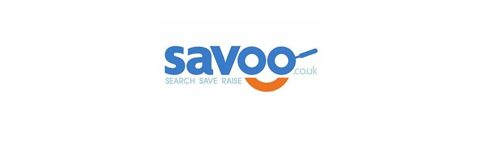 Savoo logo with link to Savoo website.