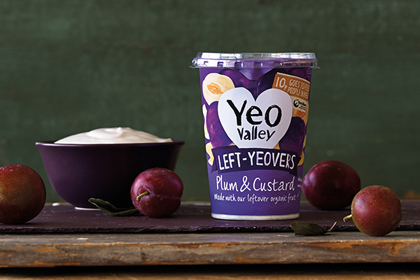 Brand partnerships YEO VALLEY