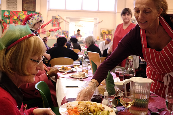 FareShare London, Disabled People's Contact