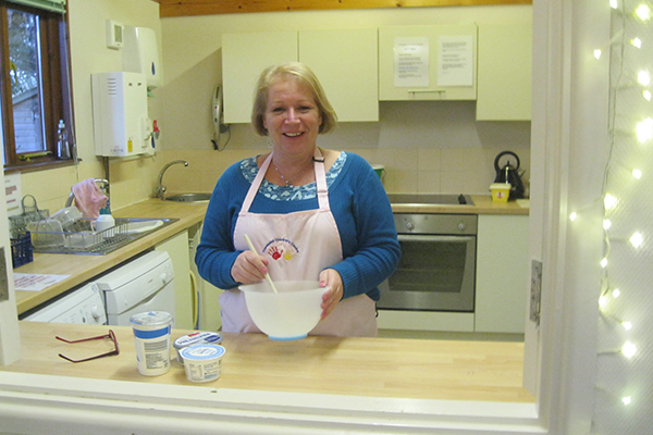 FareShare Southern Central, Townsend Childrens Centre Lynn cooking group leader