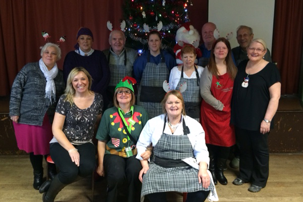 FareShare Tayside and Fife, Bite and Blether 1
