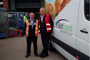 FareShare Food Partner Bidvest