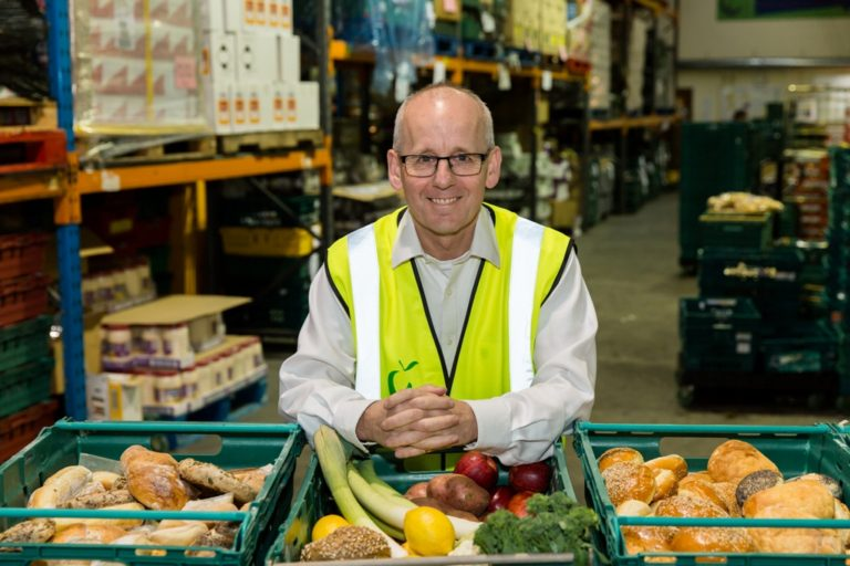 Lindsay Boswell, FareShare CEO