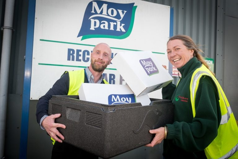 Moy Park donate surpus chicken to FareShare, 1,500 meals