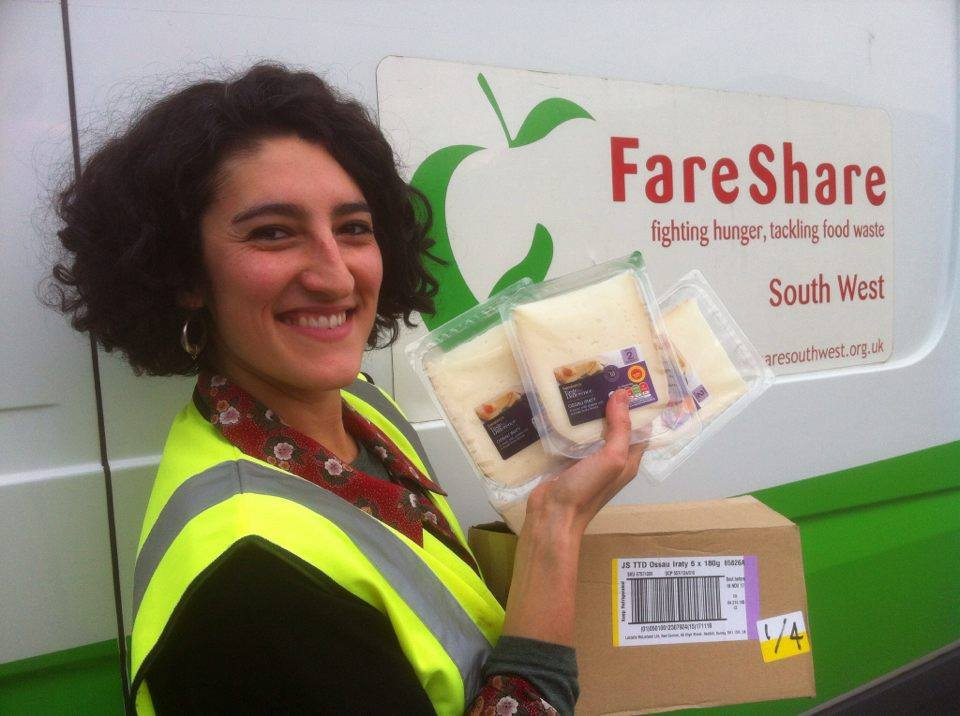 Lactalis partners with FareShare