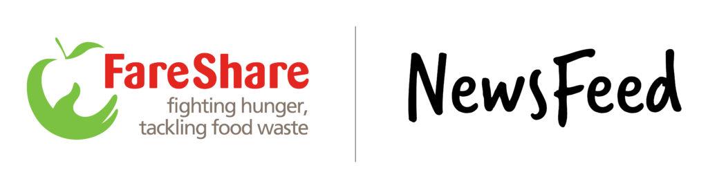 FareShare Newsfeed banner