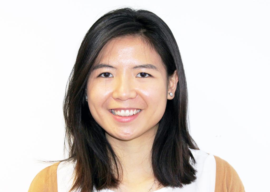 Headshot of Samantha Lai, Commercial Officer at FareShare UK