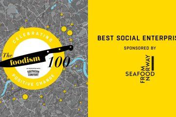 Foodism100 award category