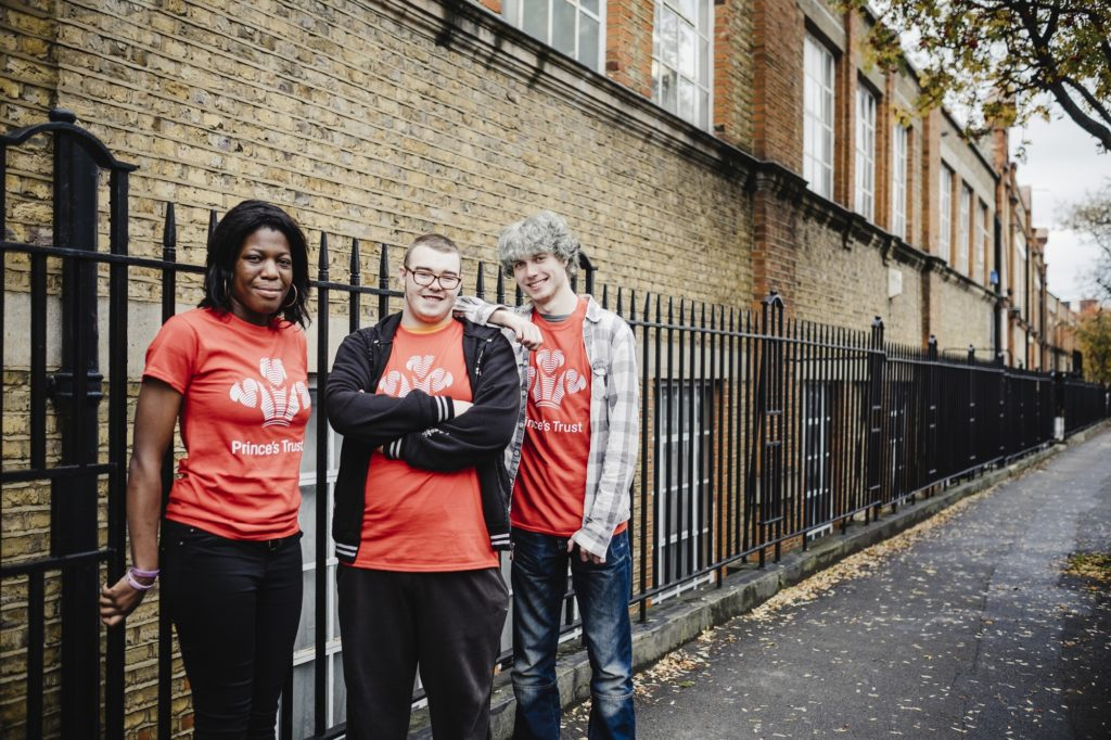 The Prince's Trust Fairbridge Project in Cardiff supports young people