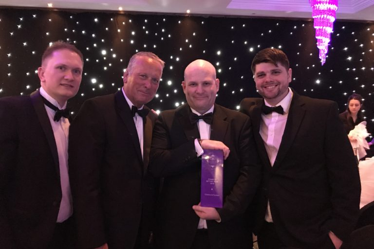 FareShare Kent win award