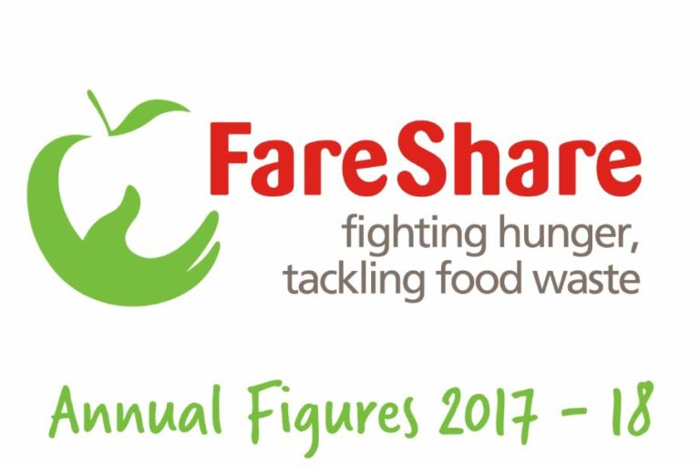 FareShare Annual Figures 2017-18