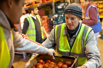 FareShare will receive grants from Food Waste Reduction Fund, including a special grant for FareShare Yorkshire