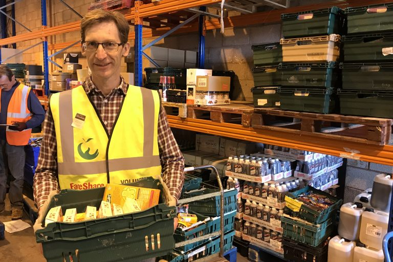 Peter Richard Houghton - FareShare West Midlands