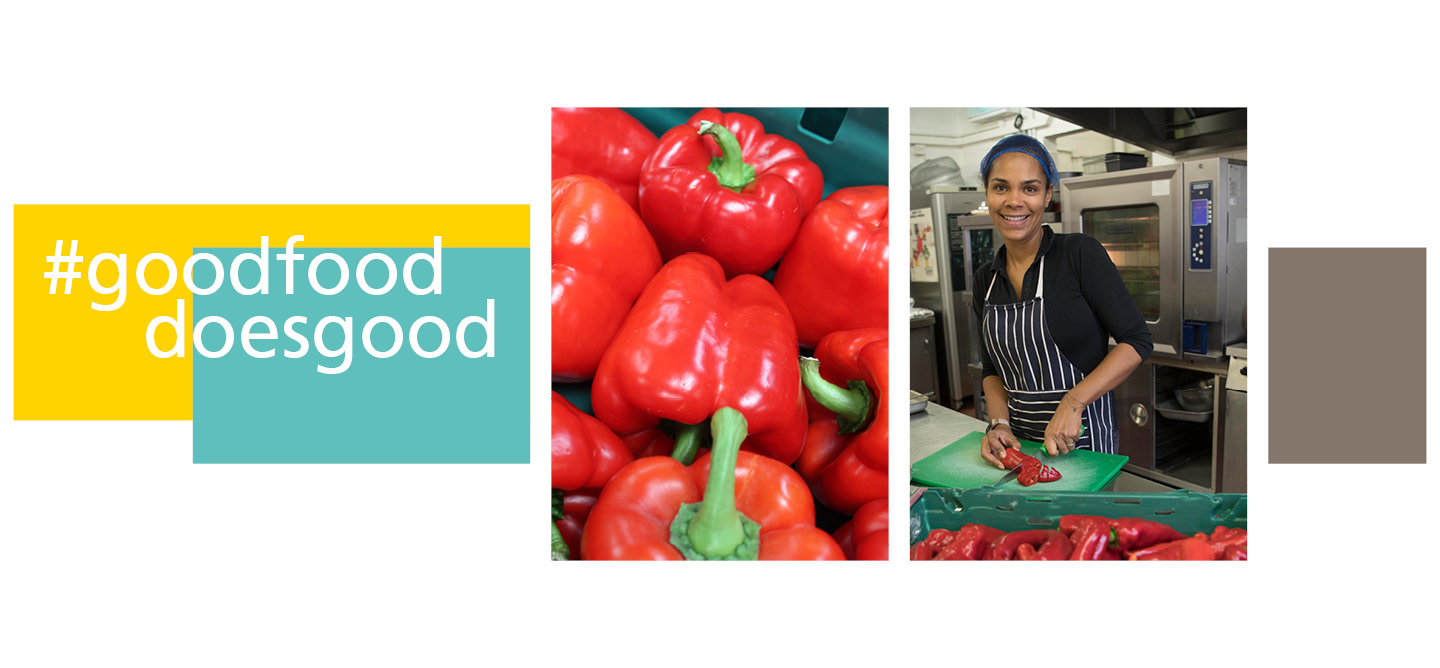 #goodfooddoesgood web banner