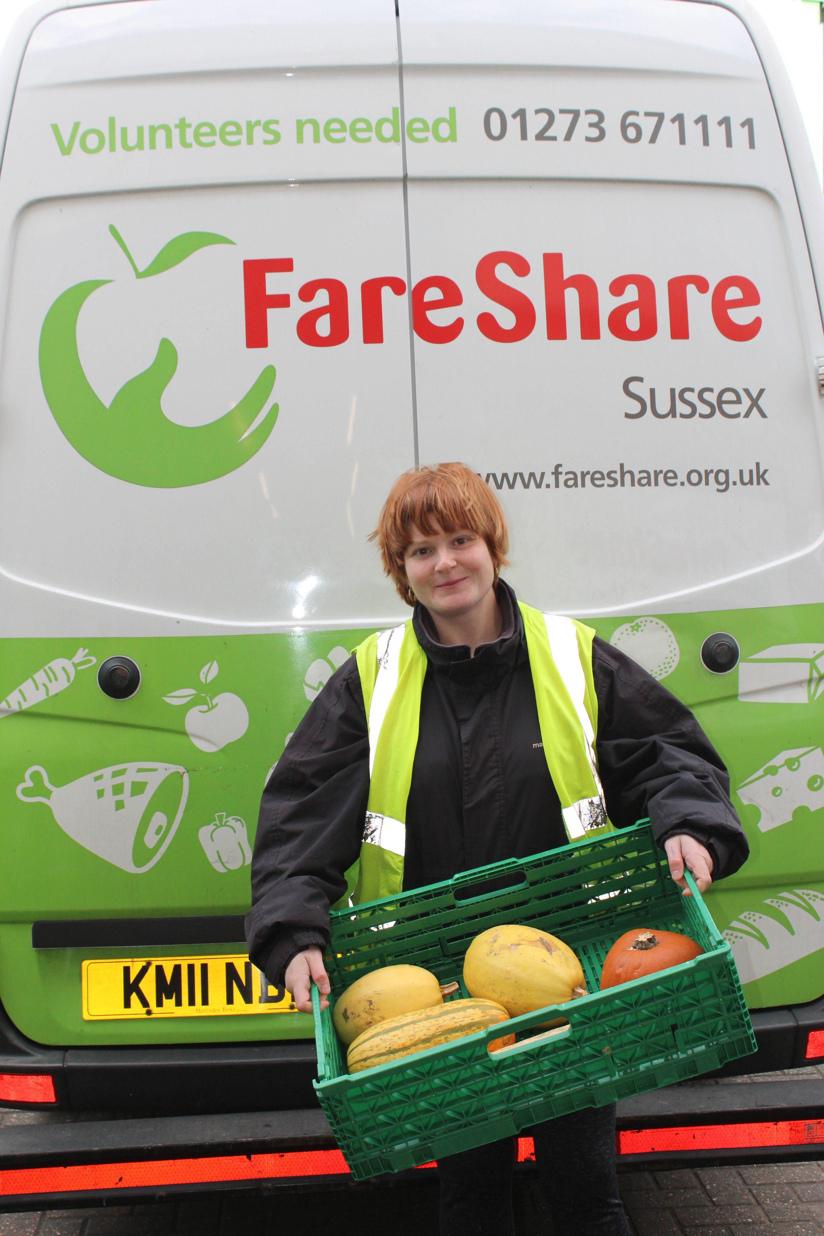 volunteer-fareshare-emily