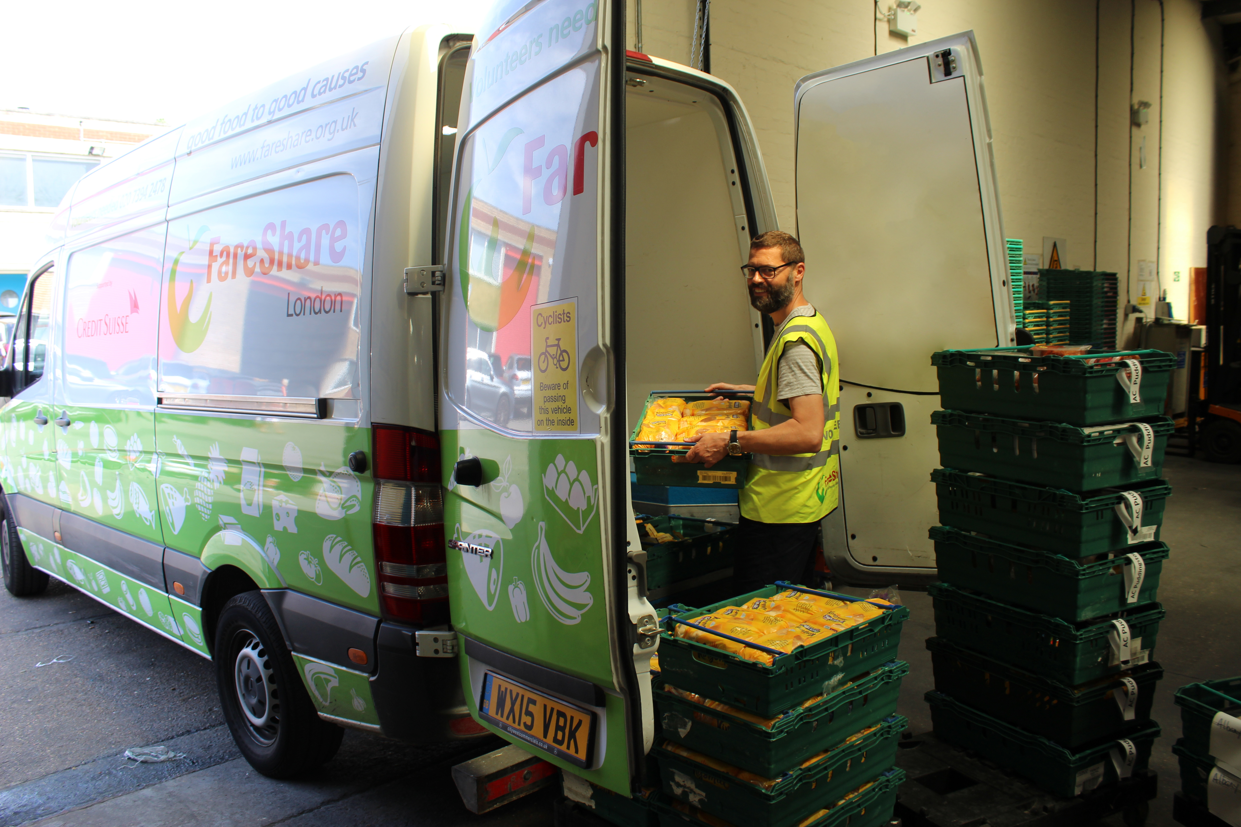 Allied Bakeries Delivery