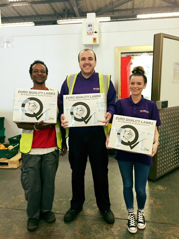FareShare partners with Islamic Relief UK to distribute Qurbani meat