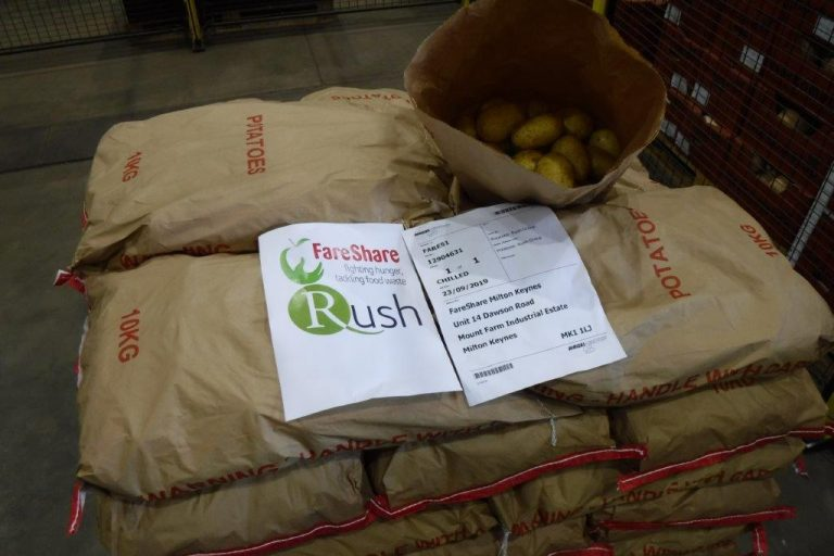 Rush Group Potatoes